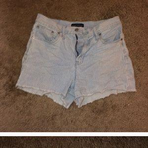 Jcrew Jean shorts